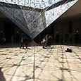 View inside Caroussel de Louvre