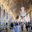Versaille's Hall of Mirrors