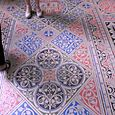 Saint Chapelle - floor detail