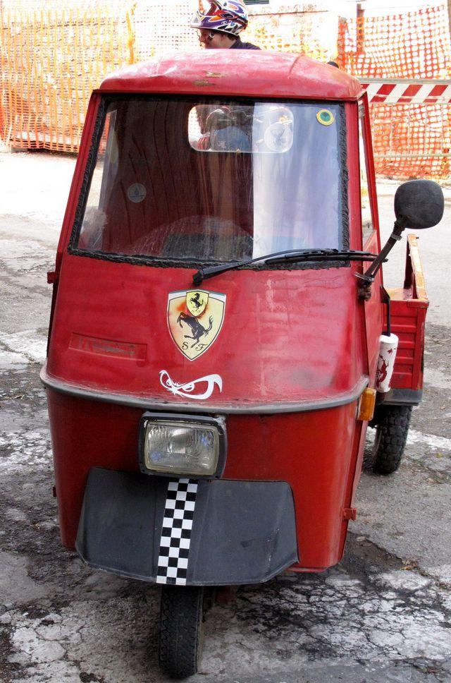 Ferrari have diversified