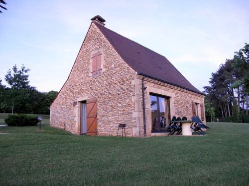 Our Gite (stone cottage) near Sarlat in south of France