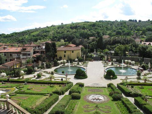 Garzoni Gardens in Collodi