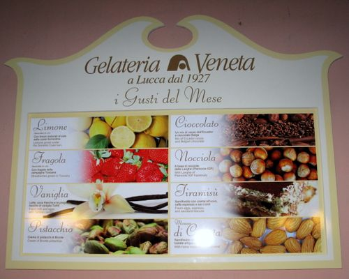 Lucca Gelateria - all good