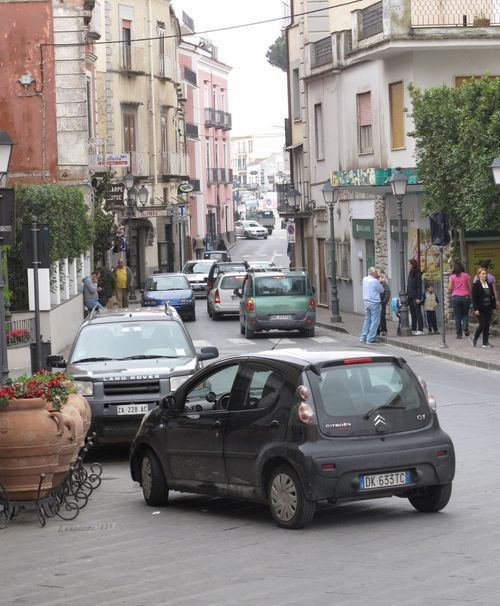 Main Street of St Agata
