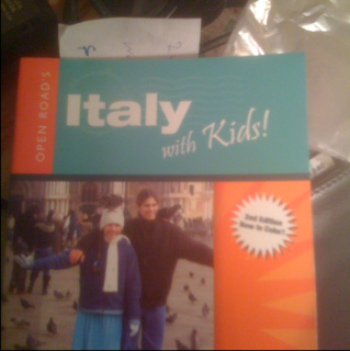 Recommend this book for visiting Italy with kids